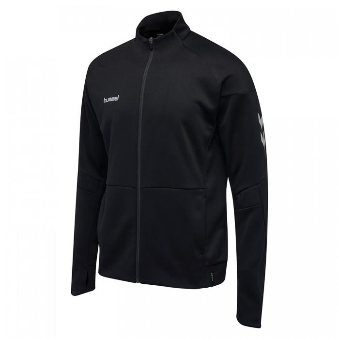 Hummel Tech Move Poly Zip Jacket black