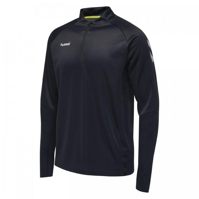 Hummel Tech Move ½ Zip Sweatshirt Kids black