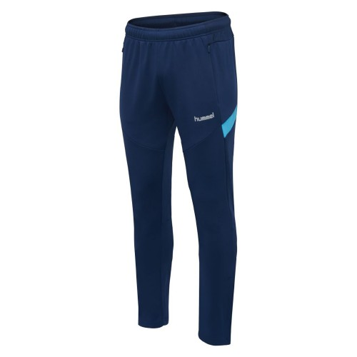 Hummel Tech Move Poly Pant Kids darkblue