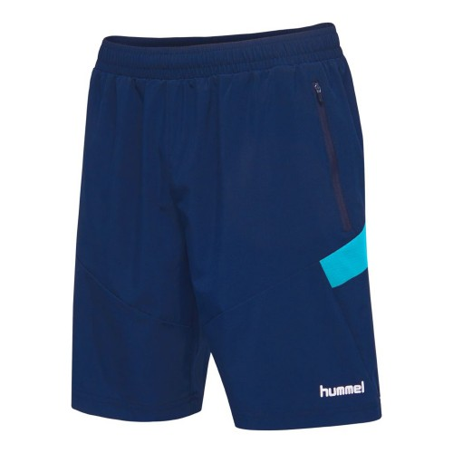 Hummel Tech Move Trainingsshort Kinder dunkelblau