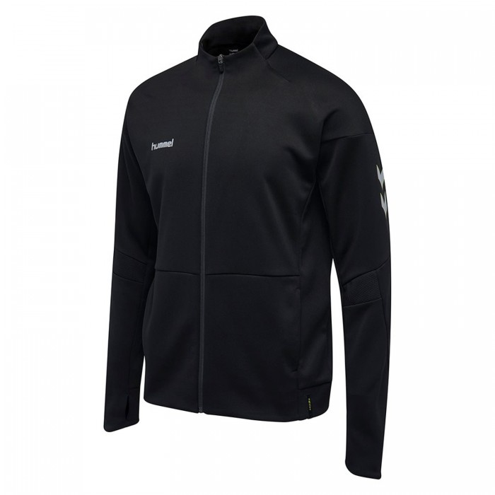 Hummel Tech Move Poly Zip Jacket black