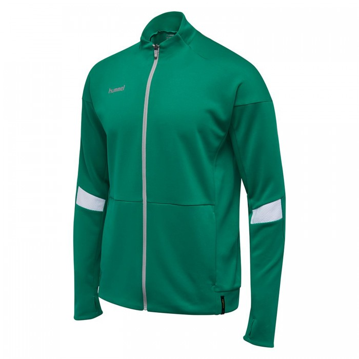 Hummel Tech Move Poly Zip Jacket Kids green