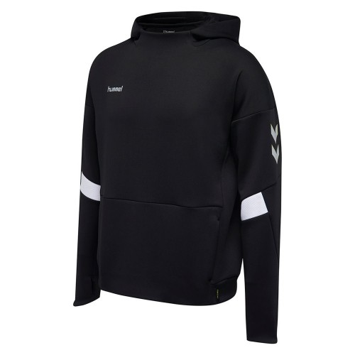 Hummel Tech Move Poly Hoodie black