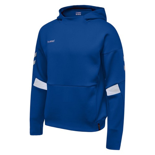 Hummel Tech Move Poly Hoodie royal