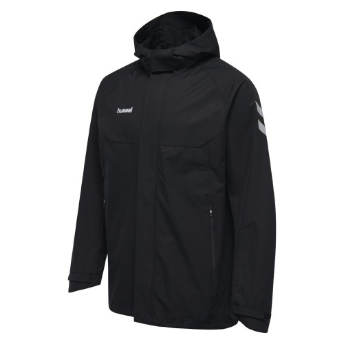 Hummel Tech Move All Weather Jacket Kids black