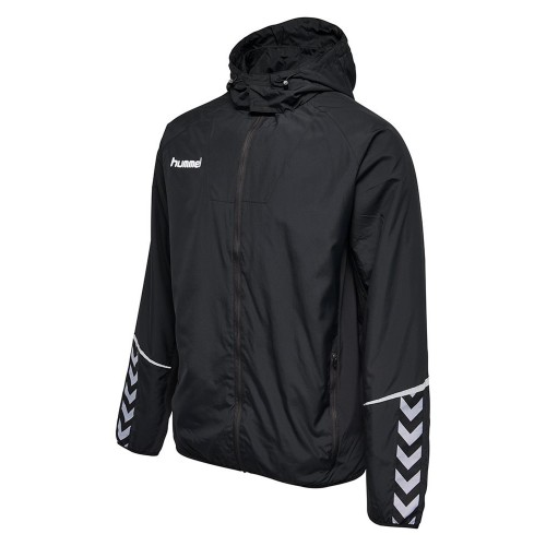 Hummel Authentic Charge Funktions-Jacke schwarz