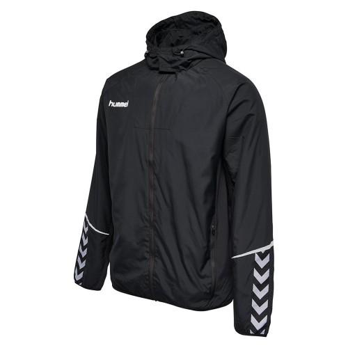 Hummel Authentic Charge Functional Jacket Kids black