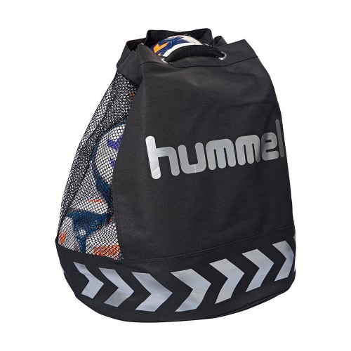 Hummel Authentic Charge Ball Bag black