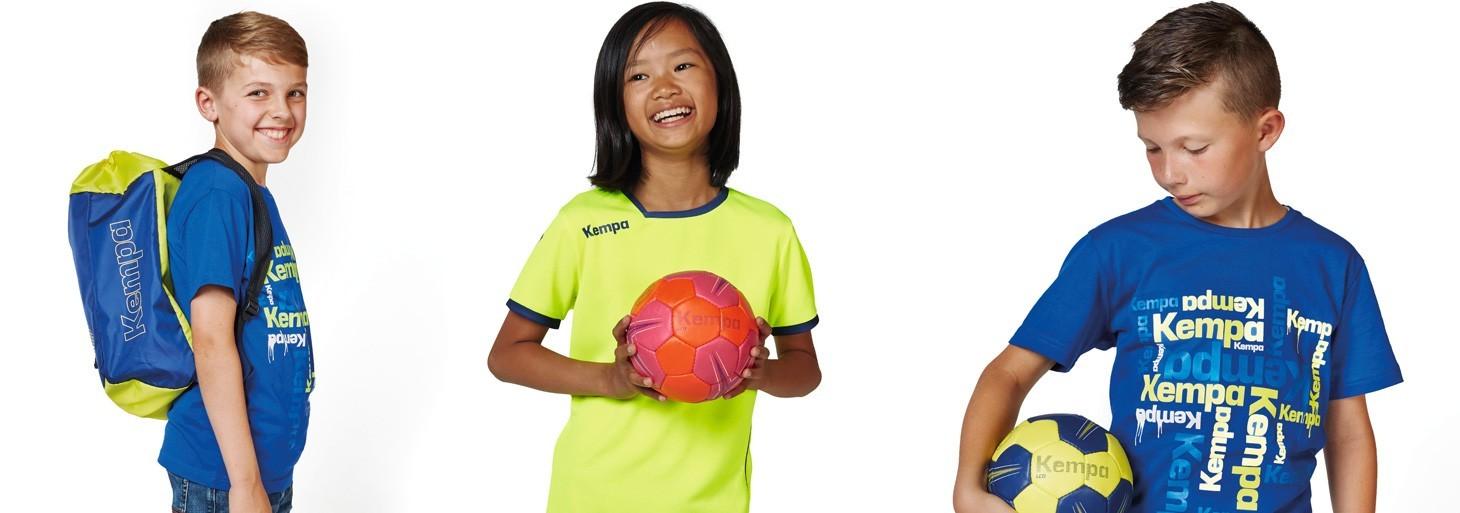 Handball Textiles Kids