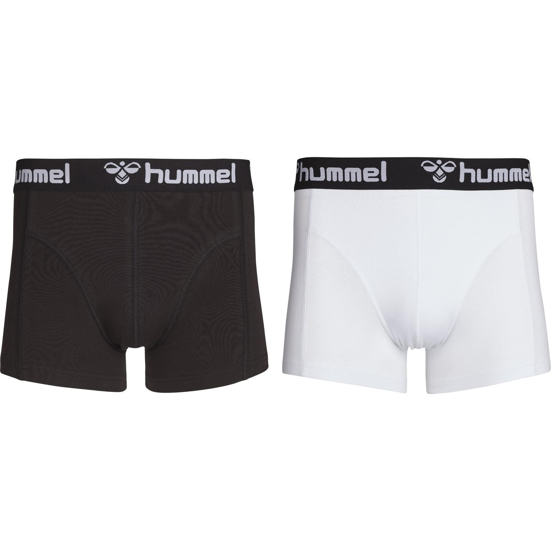 Hummel Mars Boxershorts 2er Pack, L, Herren Herren 203-433-2114