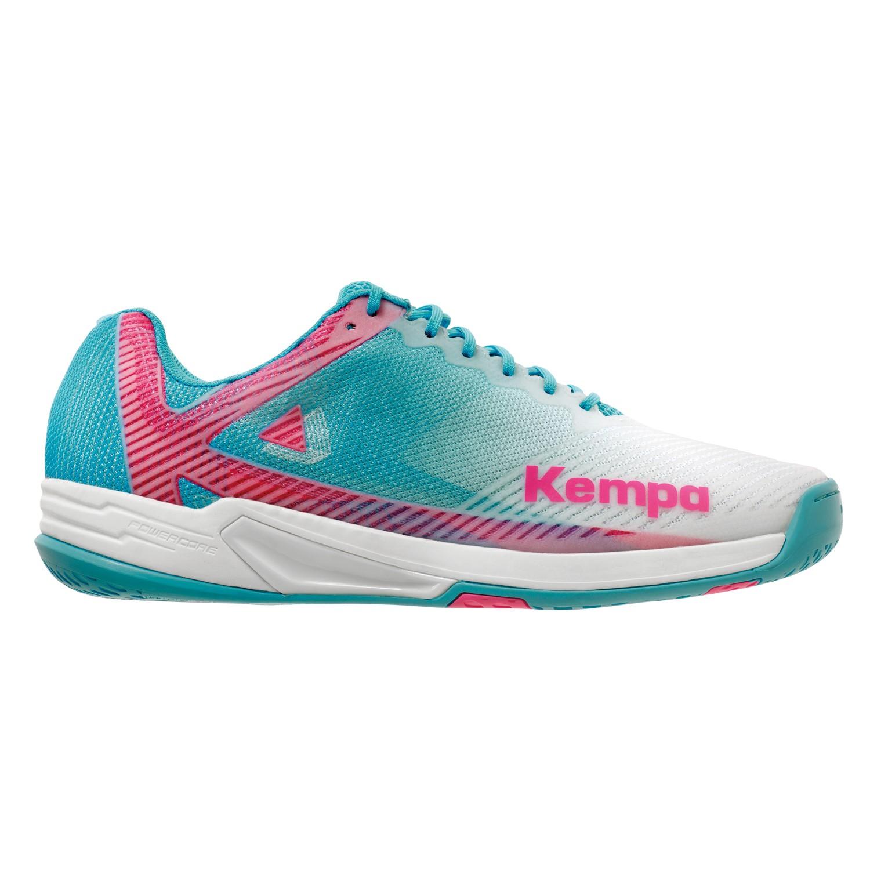 Kempa Handballschuhe Wing 2.0 Damen, grün, 38.5 Damen 2008550-01