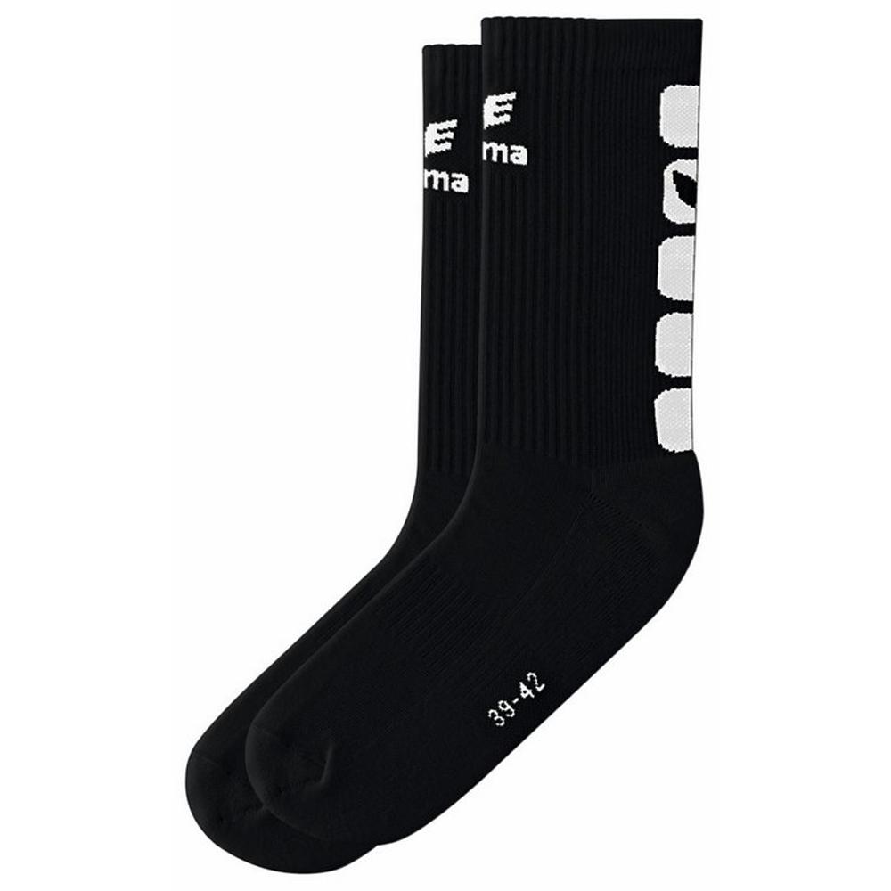 Erima 5-Cubes Handball-Socke, 47-50 Unisex 618502