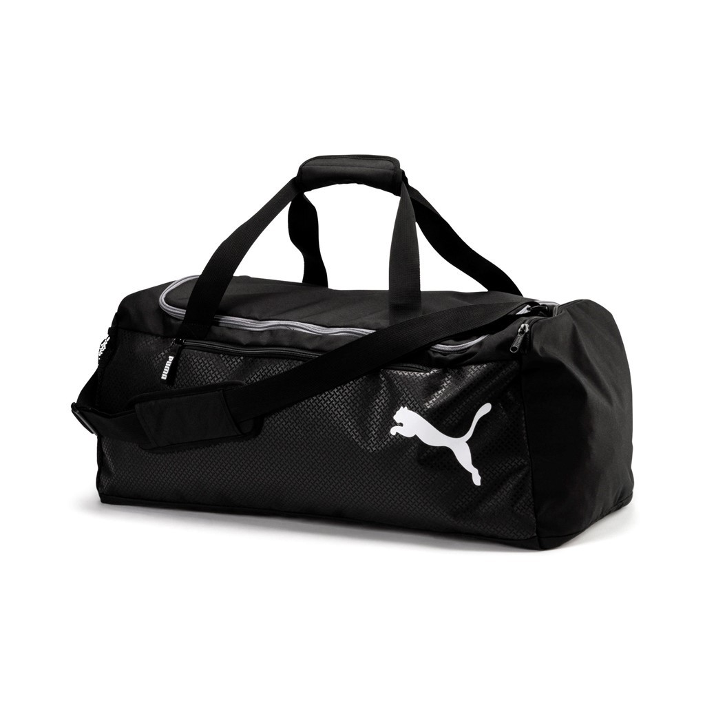 Puma Fundamentals Sports Bag M, One-Size 075528