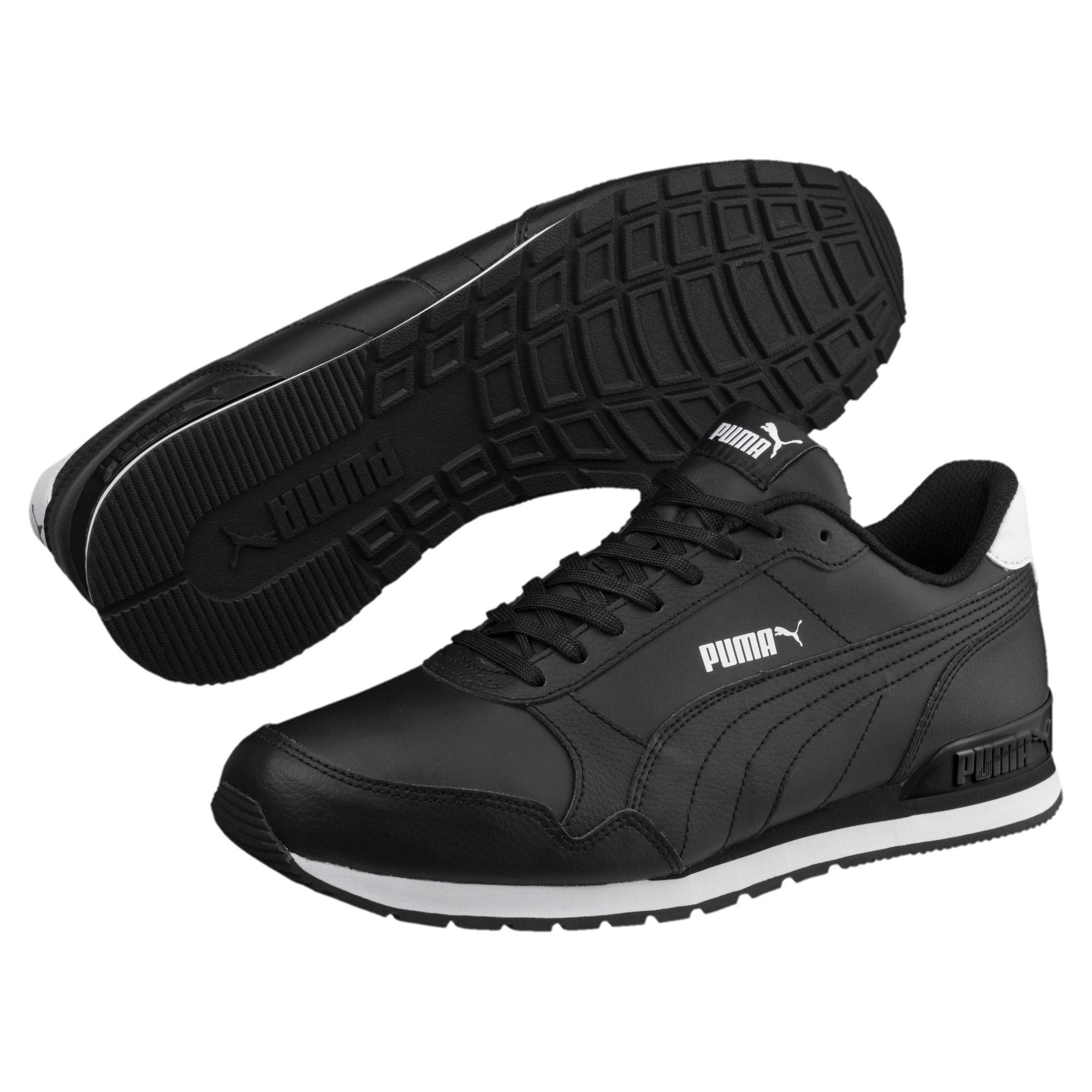 Puma St Runner V2 Full L, PUMA-BLACK-PUMA-BLACK 365277