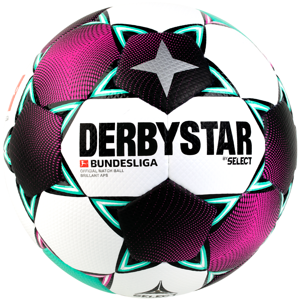 Derbystar Fußball Bundesliga APS offizieller Spielball, 5 Unisex 1804500020