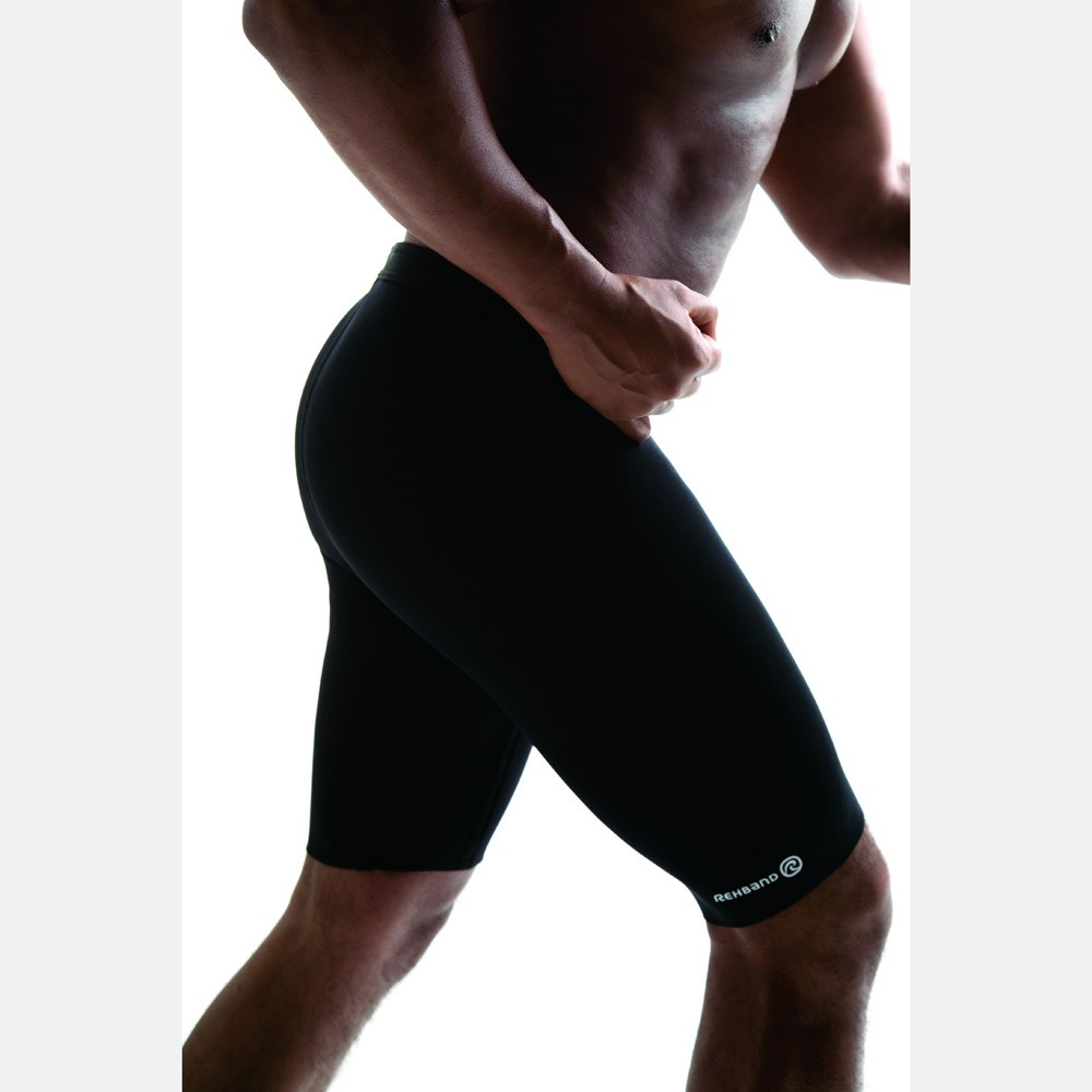 Rehband Athletic Thermohose schwarz, XXL, Herren Herren 7981-02