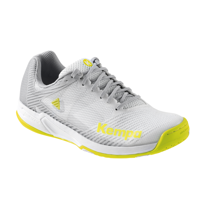 Kempa Handballschuhe Wing 2.0 Damen, grau, 40.5 Damen 2008550-02