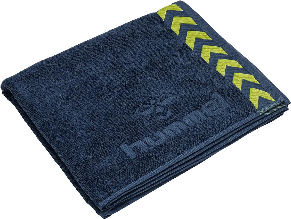 Hummel Large Towel Handtuch, blau Unisex 208-805-6616