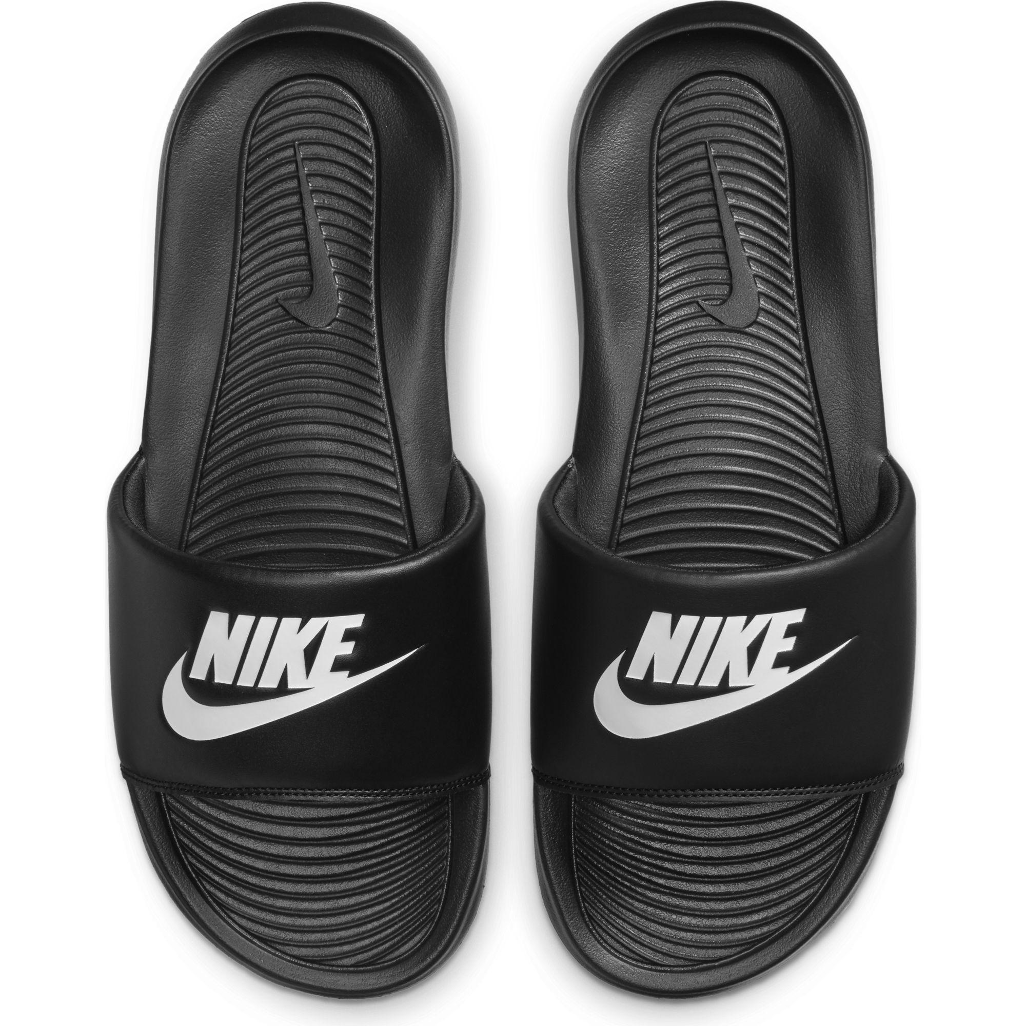 Nike Badeschuhe Victori One, schwarz, 45, Herren Herren CN9675-002