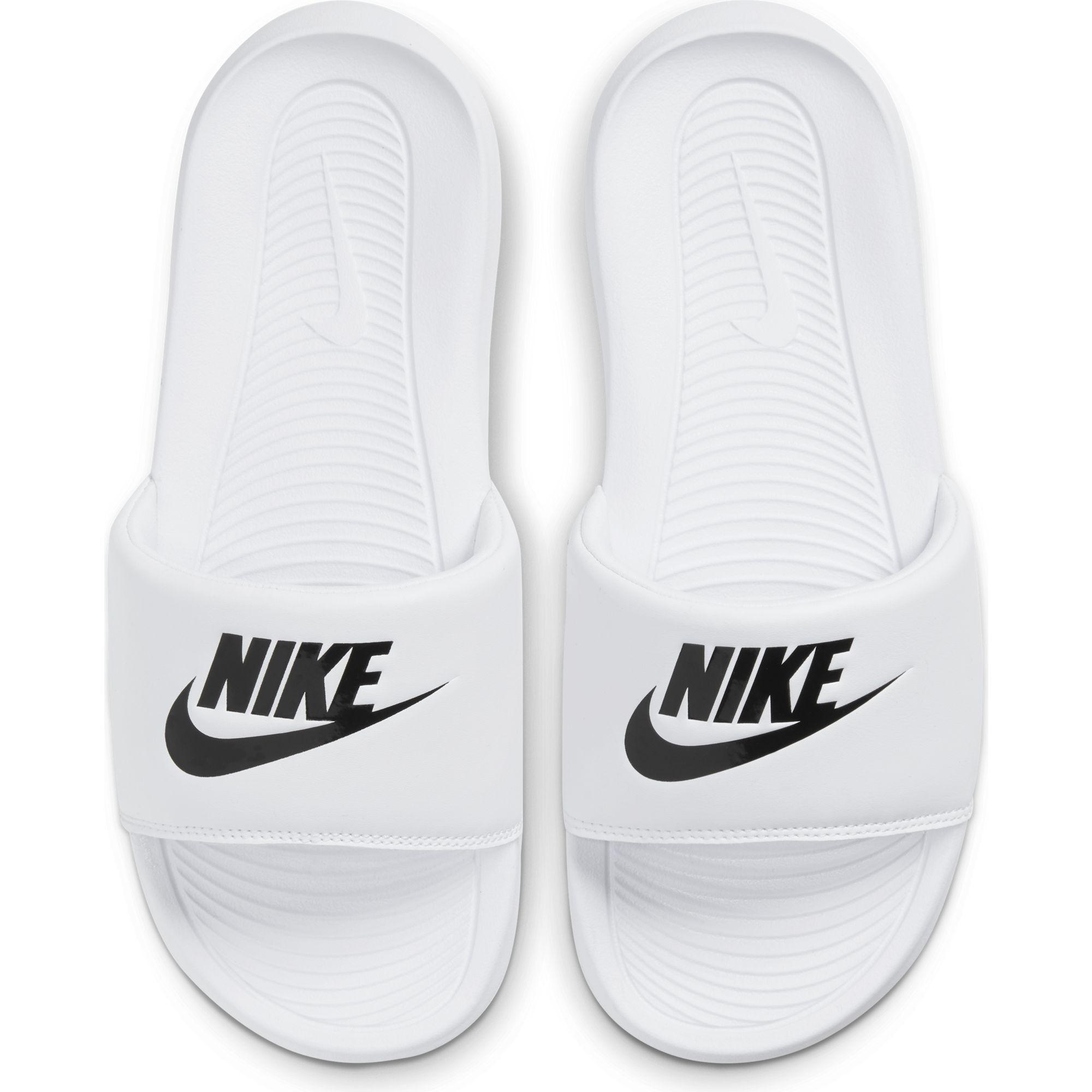 Nike Badeschuhe Victori One Damen, weiß, 40.5 Damen CN9677-100