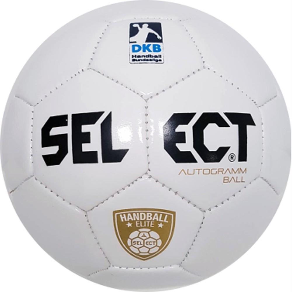 Select Autogrammball weiß Unisex 3814700910
